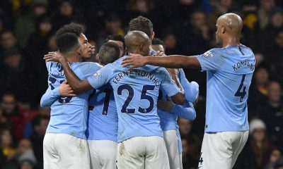 City beat Tottenham