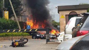 Nairobi attack 1 300x169 - JUST IN: Twin Explosions Rock PDP Secretariat In Rivers
