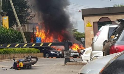 JUST IN: Twin Explosion Rocks PDP Secretariat In Rivers
