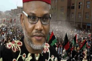 2023 Presidency: We Will Fight For Biafra With Nnamdi Kanu If... Ex-PDP National Chairman