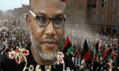 Only IPOB Can Restore Biafra, Nnamdi Kanu Boasts