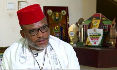 Biafra: Nnamdi Kanu Speaks On Nigeria's Election, Democracy And Constitution
