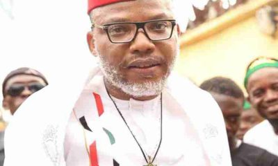 Biafra: Nnamdi Kanu Makes U-Turn, Says IPOB Will Vote In Abia, Ebonyi
