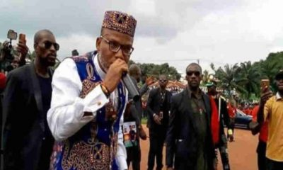 Julius Berger, Shell Fighting Against Biafra Referendum - Nnamdi Kanu