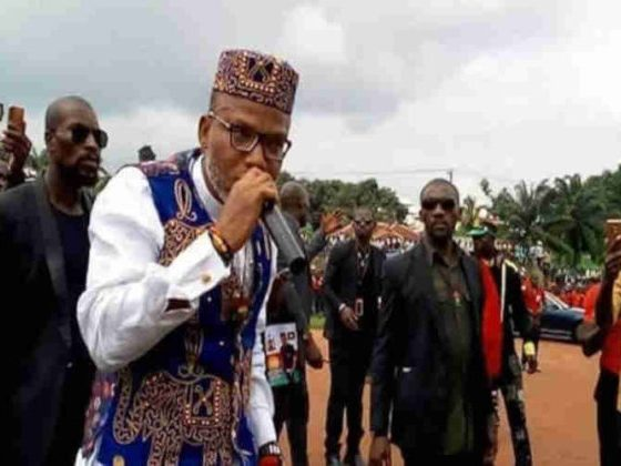 Biafra: Nnamdi Kanu To Address 'Biafrans' On Nigeria's Election Today