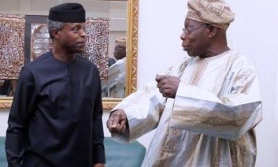 Osinbajo Replies Obasanjo Over Attack On Buhari, TraderMoni (Full Text)