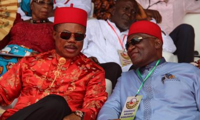 Obiano Called Me An Idiot After Ohaneze Endorsed Atiku - Nwodo