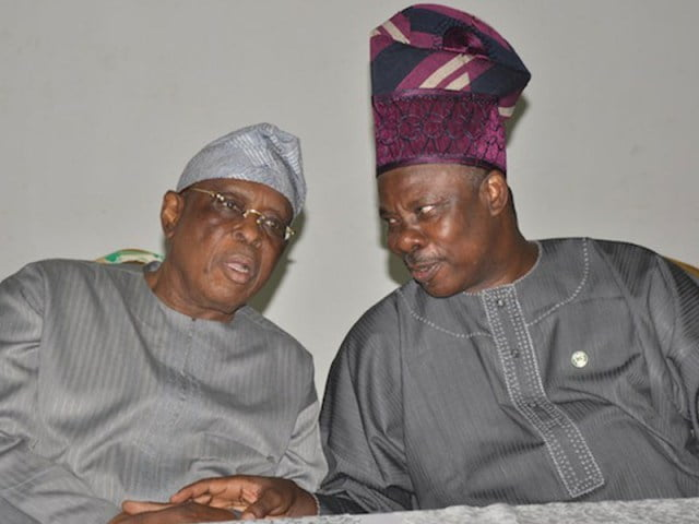I Spent All The Money I Had To Make Amosun Governor- Osoba
