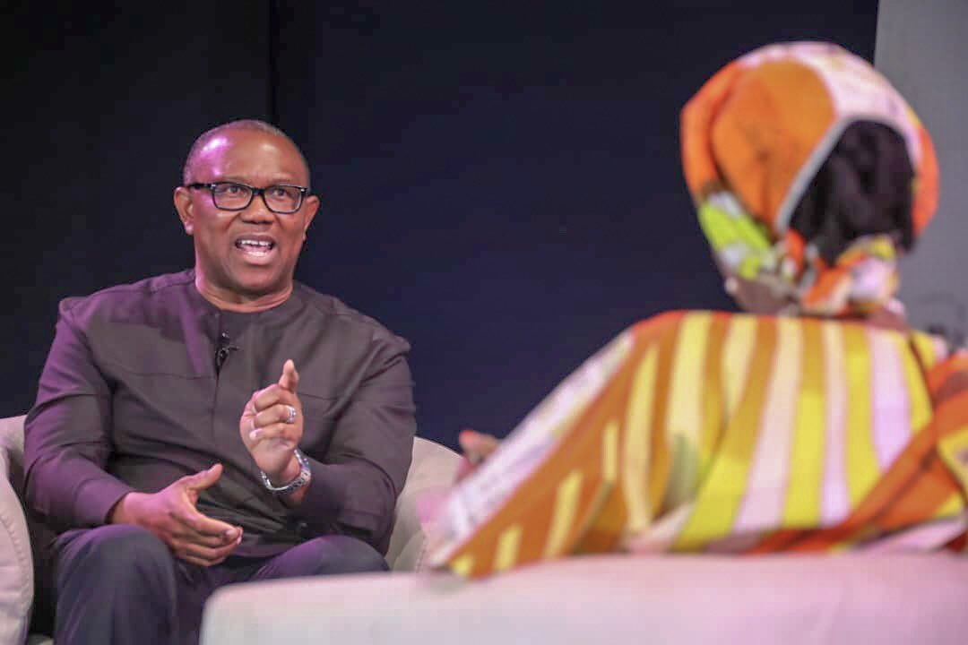 The Candidates: Peter Obi Speaks On Deporting Beggars To Akwa Ibom