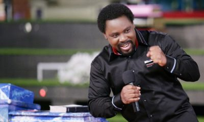 Breaking: Prophet T.B Joshua 'Resurrects' A Dead Man (Video)