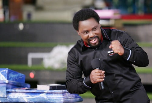 TB Joshua Delivers Woman Who Seduces Pastors After Going For Prayers (Video)