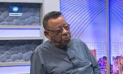Video: I Totally Agree With FG Taking CJN Onnoghen To CCT - Robert Clarke