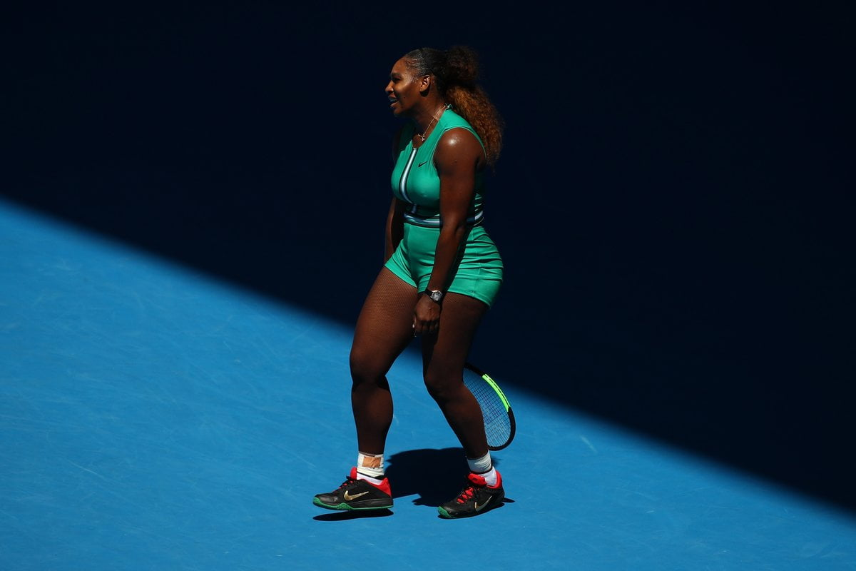 Serena Williams Knocked Out Of Australian Open By Karolina Pliskova