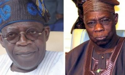'You're An Election Rigger Without Peer' — Tinubu Bombs Obasanjo In Open Letter