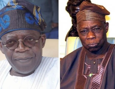 'You Lack Respect', PDP Blasts Tinubu Over Attack On Obasanjo