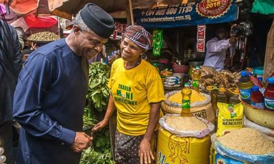 Osinbajo Speaks On Trader Moni Scheme