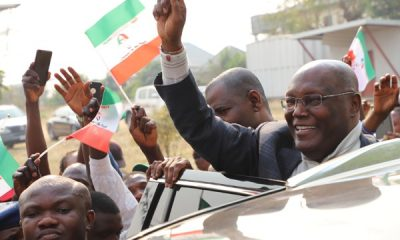 Again, The Economist Insists PDP's Atiku Will Win Presidential Election
