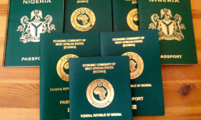 New Nigerian Passport For All Categories