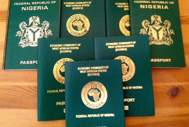 nigerian passport - NIS Commence Increase In Nigerian Passport Validity: See How Many Years