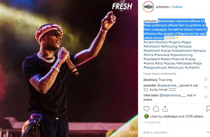 429245DD F0B2 49E9 A64D AB495521191C - Davido Mocks Wizkid Over Comments On 2019 Election (Photos)