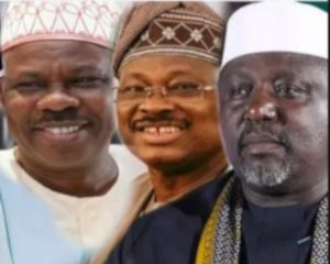 Okorocha, Amosun And Ajimobi Will Not Become Senators - Prophet Temitope Aduroja
