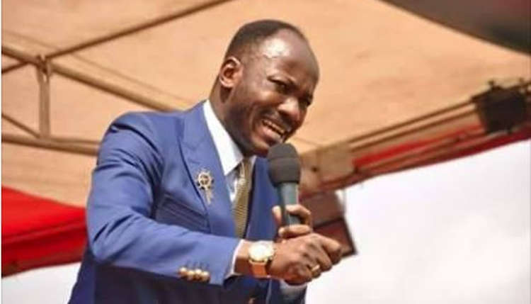 Apostle Suleman Releases Prophecy For The Week, Reveals What To Expect