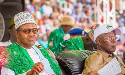 Nigerians React To Buhari Saying He Assumed Office In 2005