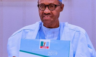 1,000 Pastors Endorse Buhari, Give Reasons