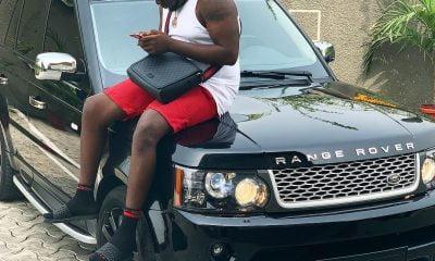 Dbanj Gifts Producer Brand New Range Rover SUV