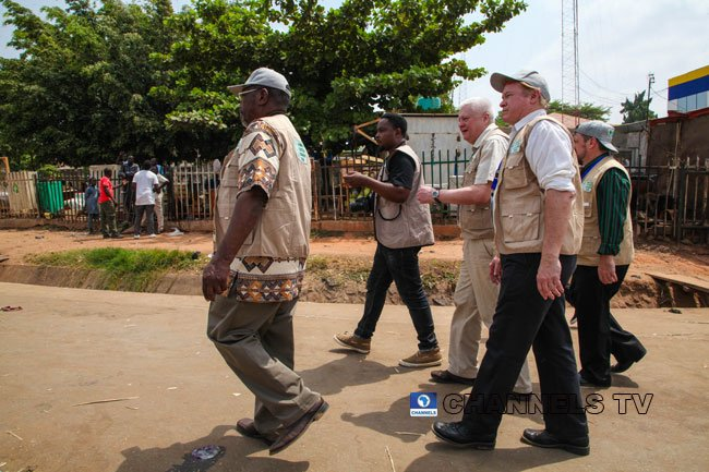 Election Observers 1 - Election Observers Clear Military Of Wrongdoing In Rivers, Akwa-Ibom States