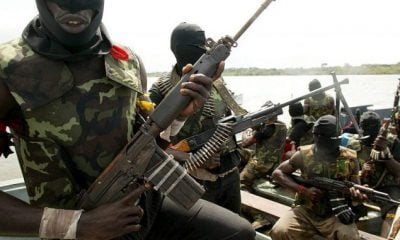 Breaking: Gunmen Kidnap NLC Chairman