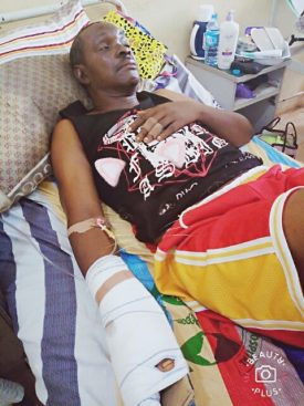 IMG 20190222 WA0005 resized 275x367 - Assassins Attack Ex-Commissioner Of Ekiti State, Chop Off Fingers Of Husband
