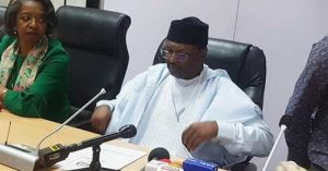 INEC Chairman Yakubu 300x157 - Lawmakers Should Lose Their Seats Once They Defect – INEC