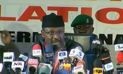 See Candidates INEC Will Not Issue Certificate Of Return