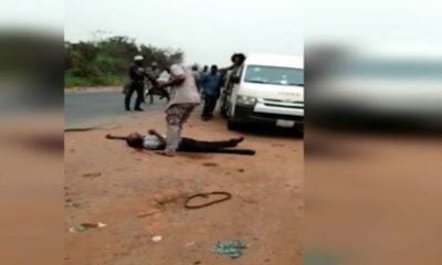 Nigerians React As Customs Official Shoots Man Dead Over 'N5,000 Bribe'
