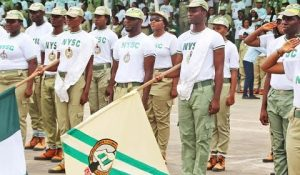 NYSC members 300x175 - Buhari Okays Reopening of NYSC Orientation Camps Nationwide