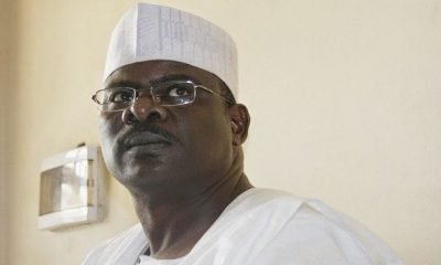 Over 30 APC Senators 'Back' Ndume For Senate Presidency, See Why