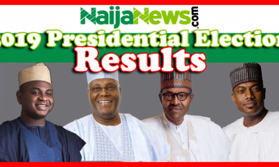 Live Updates Of 2019 Election Results (Presidential/National Assembly)