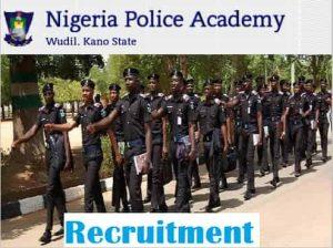 Nigeria Police Academy 300x224 - WUDIL: Police Announces Date For Academy Entrance Examination