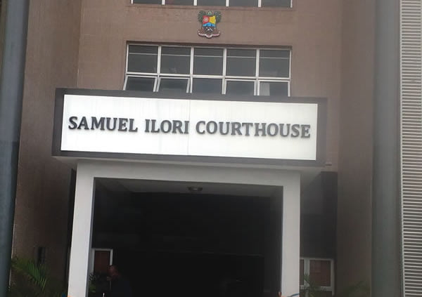 Ogba-Magistrates-Court