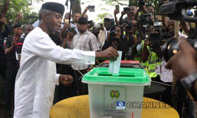 APC's Osinbajo Loses Polling Unit To Atiku's PDP