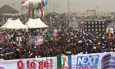 APC campaign rally in Kwara State