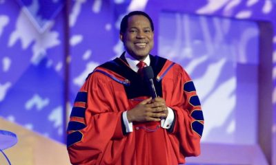 VIDEO: Pastor Oyakhilome Questions Coronavirus Testing Kit/Vaccine