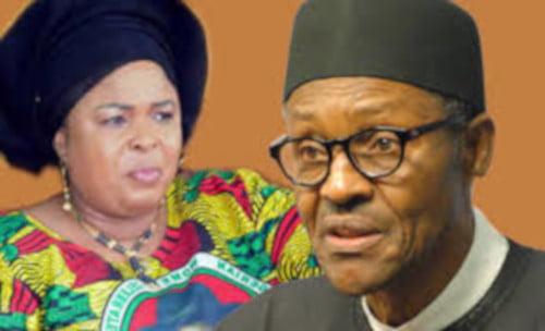 Patience Jonathan 'Loses' To Buhari Government
