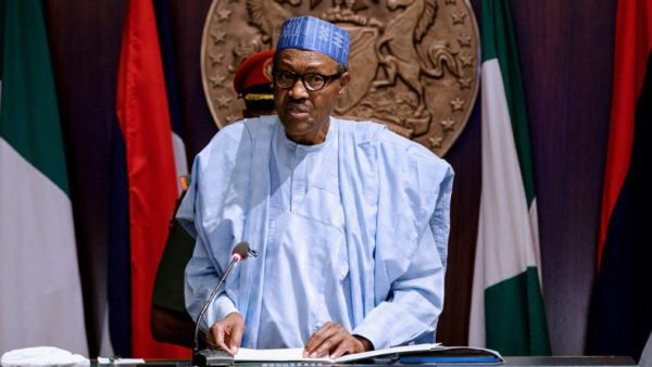 What Buhari Said About Nigeria's Democracy At UNILAG Convocation