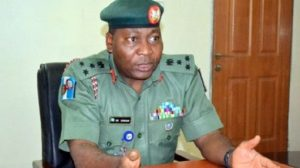 Sani Usman 300x168 - Soldiers Involved In Lekki Shooting Should Be Commended – Ex-Army Spokesman