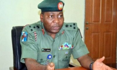 Soldiers Involved In Lekki Shooting Should Be Commended - Ex-Army Spokesman