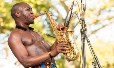 Fela's Son Seun Kuti To Perform At 2019 Grammy Awards