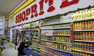 Shoprite Experiences Biggest Fall In 20 Years, See Why