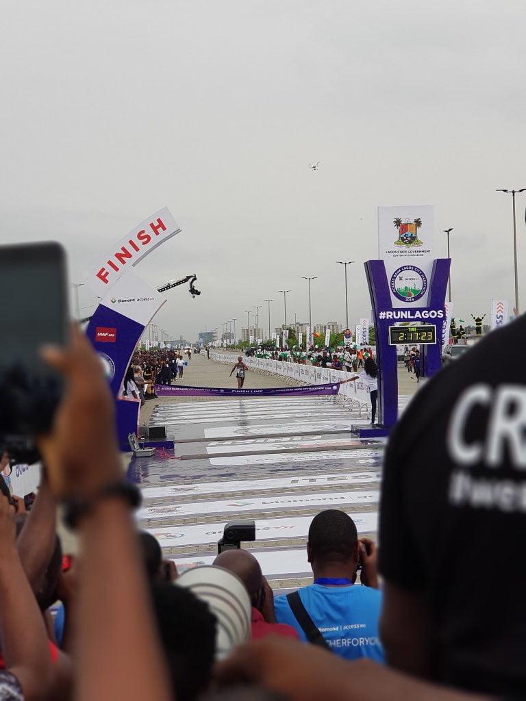 Ethiopians Sintayehu Legese, Dinke Meseret Win Lagos City Marathon